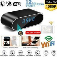 1080P Camera WiFi Hidden Wireless Night Vision Security  Cam Alarm 1 pcs