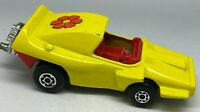 Matchbox Lesney Superfast No 58 Woosh-N-Push with Rarer Flower Label - Near Mint