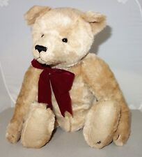 Ganz Cottage Collectibles Teddy Bear ~Duncan ~ Stuffed Plush-New