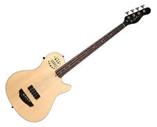Godin 33652 A4 Ultra Semi-Acoustic Bass - Natural SG RN --