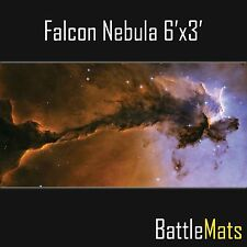 Estera de batalla espacial para juegos 6'x3' PVC Star Wars X Ala armada ataque de Star Trek