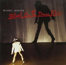 Michael Jackson Blood on the dancefloor (1997; 3 tracks, cardsleeve)  [Maxi-CD]