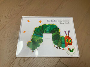NEW Eric Carle Very Special Baby Book / First Year Memory / Hungry Caterpillar