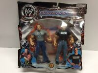 WWE JAKKS Pacific Adrenaline Series Rob Van Dam & Shawn Michaels NOS R4