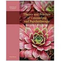Theory and Practice of Counseling and Psychotherapy 9th Edition 2013 Textbook