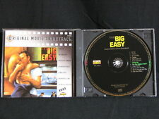 The Big Easy. Film Soundtrack. Compact Disc. 1995. Made In Australia