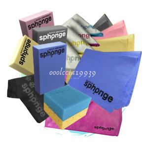 Sph2onge Super Absorbent Sphonge Pad Cloth Suede Microfibre Keyring Pet Towel
