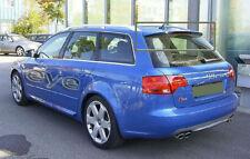 Audi A4 B6 B7 Avant Sline RS look rear spoiler