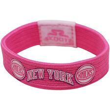 Skootz Bandz New York Knicks Breast Cancer Awareness Basketball Wristband - NWT