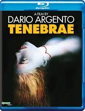 Tenebrae Blu Ray Dario Argento Synapse 1982 Giallo John Saxon Anthony Franciosa