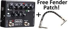 New MXR M80 Bass DI Direct Box Distortion Preamp Bass Guitar Effects Pedal!