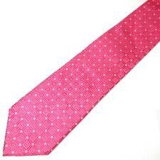 """Donald J Trump Signature Collection Pink with Squares 61.5"""" x 3.5"""""""