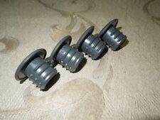 Mercedes benz w123 w124 w126 w201 jack hole cover plugs 4 set oem 1977-1989