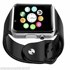W8 Bluetooth Smartwatch Smart Watch, Android & iOS Phone, Camera Sim TF Card NFC