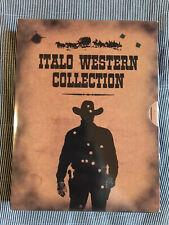ITALO WESTERN COLLECTION 4x DVD spaghetti western X RATED KULT Django Sartana