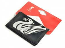 Liverpool Wallet Nylon RT Money Coins Black Gift Fan Official Licensed Product
