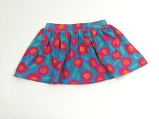 Kate Spade Tangier Floral Skirt Blue Pink Baby Girl Size 12M 12 Months New NWT