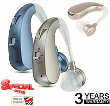 Rechargeable Digital Hearing Aid Sound Amplifiers Wireless Ear Aids for Elderly