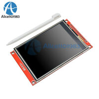 "3.2"" Inch 320X240 SPI Serial TFT LCD Module Display Screen With Contact Pane"