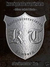 KNEIPENTERRORISTEN - STREITSUCHER LIVE 2 DVD + CD + KT UND FREUNDE CD GRATIS