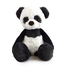 Frankie & Friends 28cm Patch Panda Soft Animal Plush Stuffed Toy Kids 3y Black