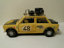 Politoys S7 Fiat 128 East African Safari 1/25 Made in Italy