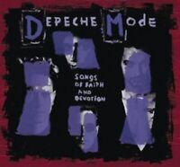 DEPECHE MODE - SONGS OF FAITH AND DEVOTION  2 CD  INTERNATIONAL POP  NEW