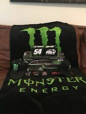 Traxxas Monster Energy Limited Edition 69 Camaro w/ Kyle Busch Motorsports 1:24