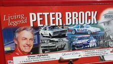 PETER BROCK LTD EDITION SENATOR TOOL BOX BY 1-11 LIVING LEGENDS SERIES TOOLBOX