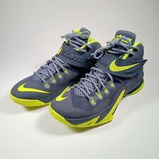 Mens NIKE Zoom Lebron Soldier VIII 8 Basketball Shoes 653641 070 Sz 10