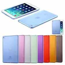 Gel Case For Apple iPad Mini 4 TPU Silicone Transparent Soft Tablet Cover Skin