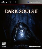 Used PS3 DARK SOULS II PlayStation 3 JAPAN OFFICIAL IMPORT FREE SHIPPING