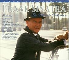 FRANK SINATRA THE ULTIMATE COLLECTION - 3 CD BOX SET - AS TIME GOES BY & MORE