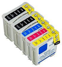 5 PK Comp INK Cartridges FOR HP 88XL OfficeJet Pro K5400 K550 K8600 L7500