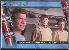 Complete Star Trek Movies Character Log Card Set C1-C10