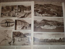 Photo article English harbour Antigua West Indies 1961