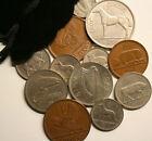 Ireland - Bag 11 X 1960s Irish Coins Half Penny To Half Crown - NICE CIRCULATED