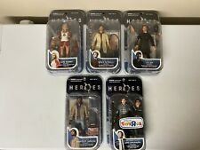 NBC Heroes Mezco Series 1 Action Figure Set Lot TRU Exclusive ALL SEALED!