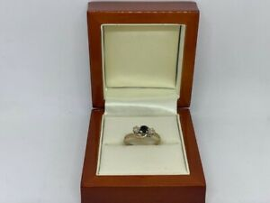 9ct Yellow Gold Ring with Cubic Zirconia