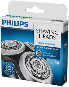 Philips Series 9000 Replacement Shaver Shaving Heads and Blades SH90/70