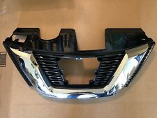 Rogue SL 17-18 OEM Front Bumper Grille Upper Grille Front Camera Monitor Type