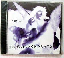 ONORATO GIANCARLO IO SONO L'ANGELO CD RARO SEALED