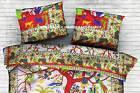 Indian Mandala Cushion Cover Home Decor Throw Pillow Sham Decorative Cotton Case
