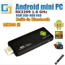 MK809III Android5.1 Quad Core RK3299 Mini Dongle Stick Wifi Bluetooth PC TV Box