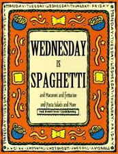 Wednesday Is Spaghetti and Macaroni and Fettucine and Pasta Salads and More (Ev