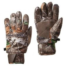 Men/'s Winter Hunting Thinsulate 3M Thick Polar Fleece Warm Gloves Camouflage