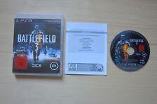 PS3 - Battlefield 3 - (OVP, mit Anleitung)