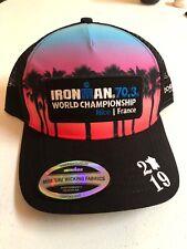 2019 Ironman 70.3 World Championship Nice France Triathlon Trucker Hat SnapBack