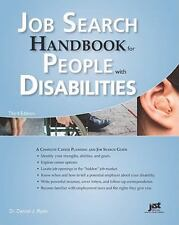 Job Search Handbook for People With Disabilities: A Complete Career Planning and