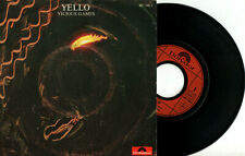 "YELLO ► VICIOUS GAMES - 45 Tours / 7"" Vinyle SP - EUROPE"